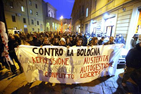 Università: sabato a Bologna corteo senza incidenti © ANSA