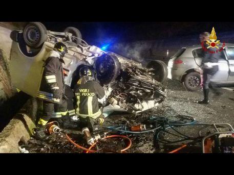 Scontro auto-furgone a Termoli: muore giovane molisano, 30enne vastese ferito