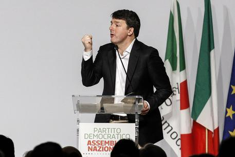 Former Italian PM Renzi steps down as Democratic Party leader