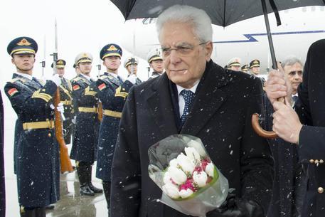 Mattarella, Cina investa in Italia