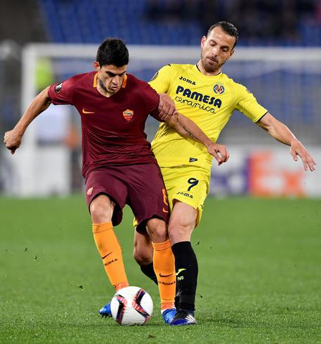 Roma, Perotti: La gara con la Juve sarà decisiva per secondo posto