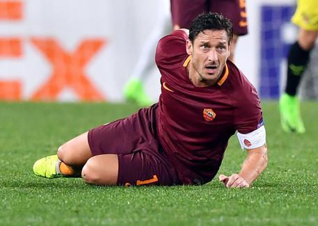 Roma: Totti su locandina per il Tottenham E1913701e40af2edd41e0ccaca18b411