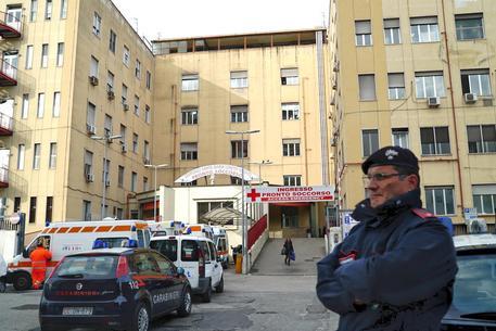 Ospedale Loreto Mare di Napoli © ANSA