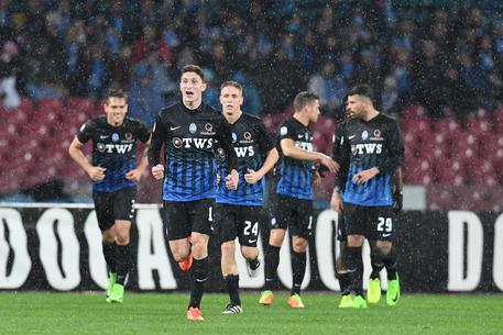 Serie A: Napoli-Atalanta 0-2 Be4c9a1405b1ccd59a7f962cb4321e2e