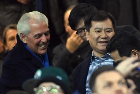 Inter, Zhang Jindong sabato a Milano