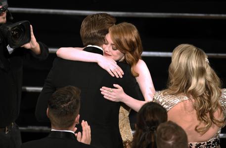 Emma Stone, Ryan Gosling © AP
