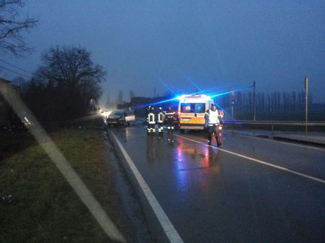 Incidente a Modena, due morti e 3 feriti