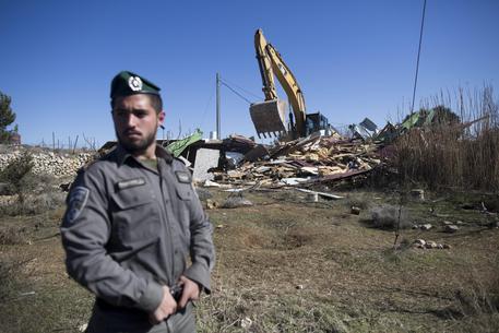Primo insediamento Israele in Cisgiordania da 20 anni