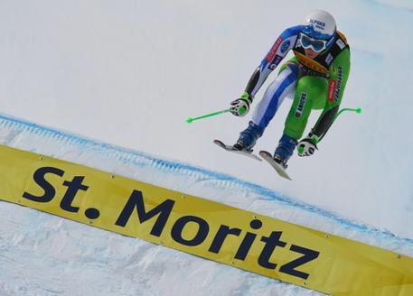 St. Moritz 2017, tegola Lara Gut: stagione finita per l'elvetica?