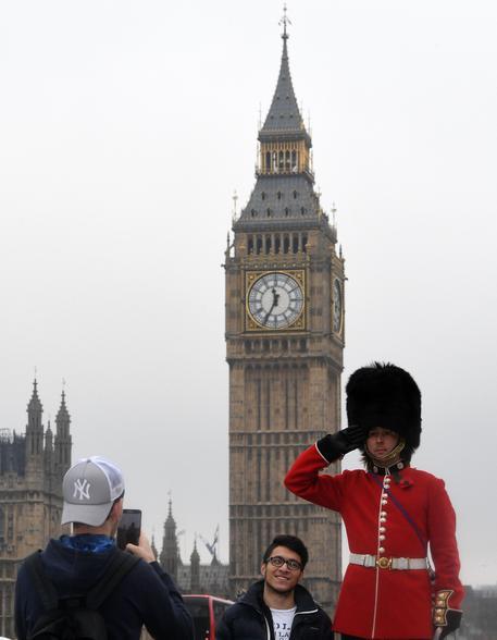 Attacco A Parlamento Londra Feriti