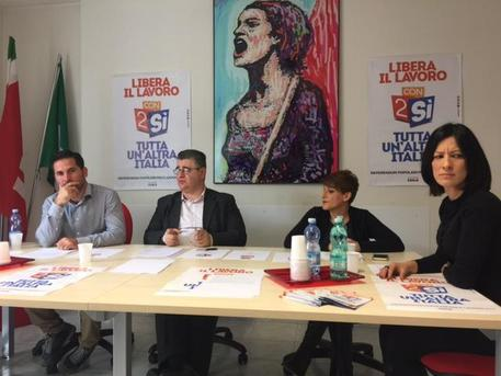Referendum sul lavoro, sabato 11 febbraio mobilitazione della Cgil in piazza