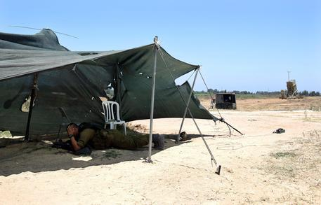 Gaza, raid Israele: morti 2 palestinesi
