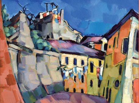 Mostre a firenze 39 visioni dal nord 39 toscana for Mostre pittura 2017