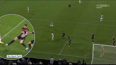 Juve-Milan: minacciato l'arbitro Massa 3ef7f1e82f99768dde2677c86df97b42