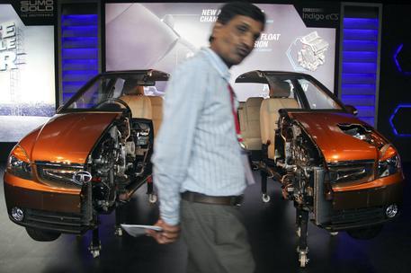 Volkswagen: memorandum d'intesa con Tata Motors per il mercato indiano