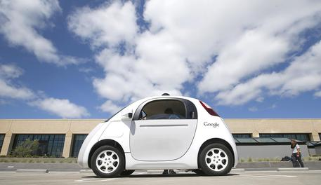 Una Google car © AP