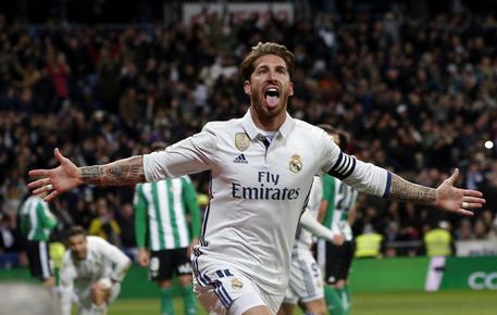 Liga, Real Madrid capolista: 2-1 sul Betis