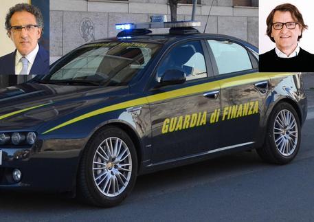Camorra: arrestato consigliere regionale Campania COMBO © ANSA
