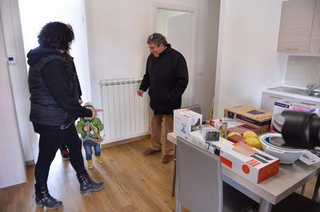 Renzi in visita ad Amatrice