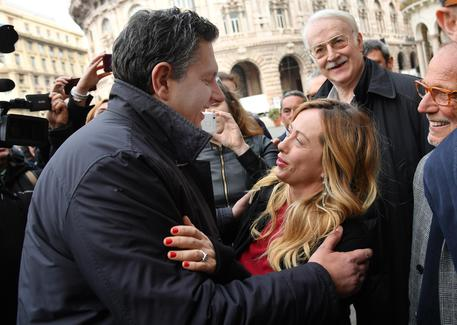 Genova. La Lega candida l'imprenditore Marco Bucci