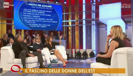 Italy state TV pulls show over charges of sexism, racism