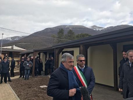 Terremoto: concluso visita gruppo Parlamento europeo a Norcia
