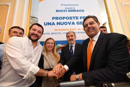 Comunali, Meloni: a Genova si può replicare la vittoria di Toti