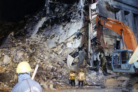 L'Fbi diffonde le foto inedite della devastazione del Pentagono dopo l'11 settembre
