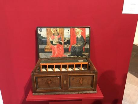 Spoleto, alla Rocca Albornoziana una mostra di opere salvate dal sisma