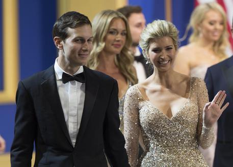 Ivanka Trump assunta come assistente del padre