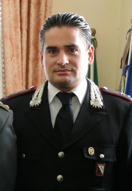 Giampaolo Scafarto, in una immagine di repertorio © ANSA