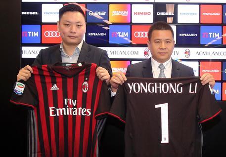 Milan, Han Li va all'attacco: Quanti ostacoli, non ci volevano