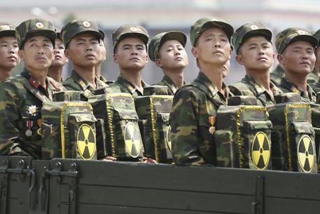 Militari nord-coreani © AP