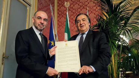 Conferita cittadinanza onoraria di Palermo a Giuseppe Tornatore