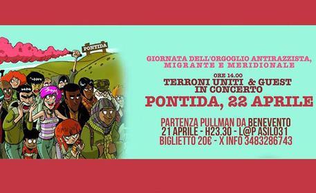Pontida, Orgoglio Sud: campo vietato? Faremo Pride antirazzista