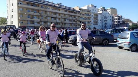 Scuole in Rosa, pedalata ad Alghero