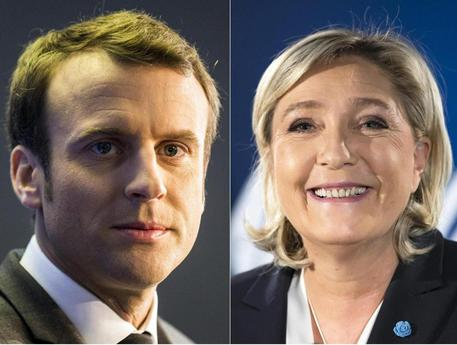 Presidenziali francesi, Macron e Le Pen al ballottaggio