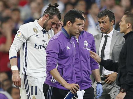 Infortunio Bale, tegola Real Madrid: stop di 1 mese