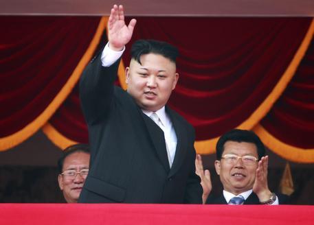 Kim Jong Un © EPA