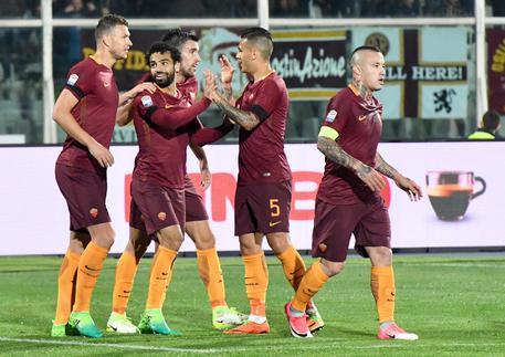 Serie A: La Roma vince 4-1, Pescara in B F1a711017ba2130925573656a7254043