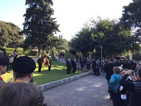 Palermo ricorda i martiri del 25 Aprile $