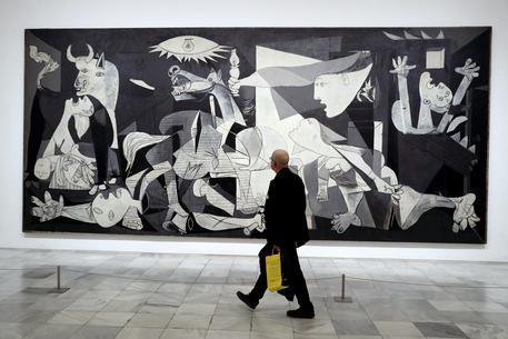 80 anni fa la strage di Guernica che ispir Pablo Picasso © EPA