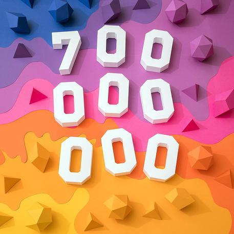 Instagram tocca quota 700 milioni di utenti attivi al mese