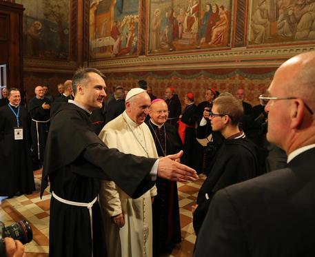 Il Papa è arrivato in Egitto: