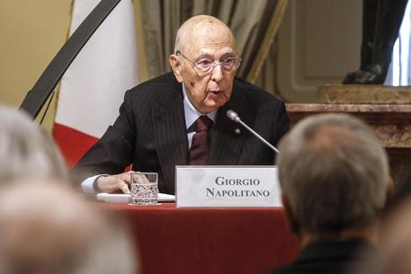 Napolitano, bene Mattarella, ci sono serie incognite © ANSA