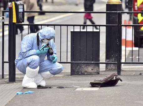 Terrorismo polizia spara e ferisce donna vicino a londra for Parlamento ieri