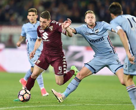 Serie A: Torino-Sampdoria 1-1 F05e4cded0dee37b81ccc17ffe6a7a78