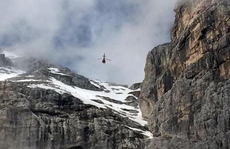Infortunio dalla parete di roccia: muore un volontario del soccorso alpino