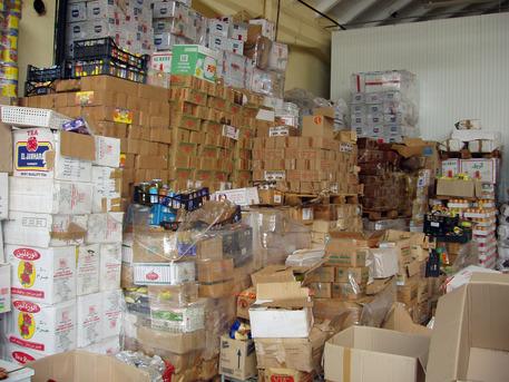 Alba, topi ed escrementi nei magazzini: sequestrate 105 tonnellate di alimenti