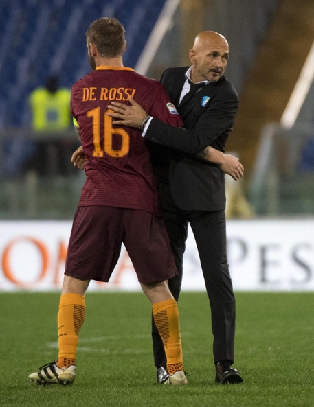 Calciomercato Roma, De Rossi:
